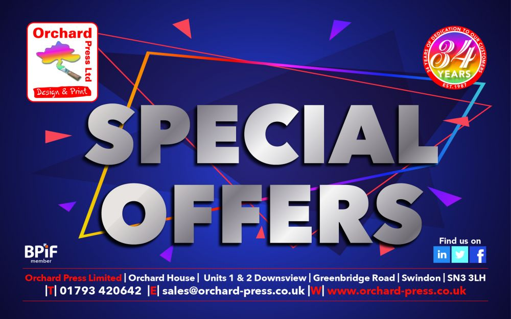 Print Special Offers